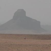 「エジプト・トルコ旅行記」 №133 屈折ピラミッド