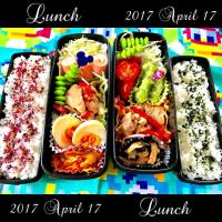 4月17日(月)のお弁当