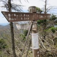 四国・剣山~三嶺山縦走②