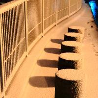 雪の朝 金沢市寺町界隈