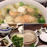 Chaoの海鮮湯麺