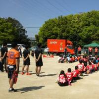 恒例のアルディージャサッカークリニック開催