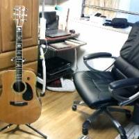 久しぶりにギターの弦を張り替えた