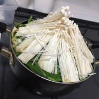 寒いので鍋を作ってみた