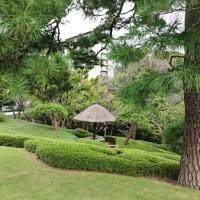 歴史有る、庭園の趣