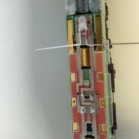 KATO EF58-150(宮原) の整備