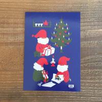 JERRY ROUPEのトムテ柄クリスマスカードが入荷