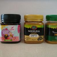 NZのマヌカハニー(3)