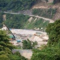 辰巳ダム  裁判の間も進む環境と文化遺産の破壊
