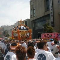 """羽生の""""天王さま""""はどこの例大祭? ―夏祭り―"""
