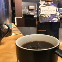 今朝の一杯