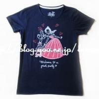 美女と野獣 Tシャツ