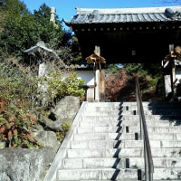 「覚園寺」の紅葉を楽しむ