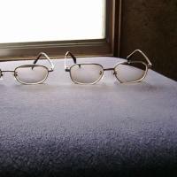 新しいメガネ出来る