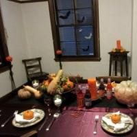 ハロウィン装飾の横浜山手西洋館(ブラフ18番館&外交官の家)1