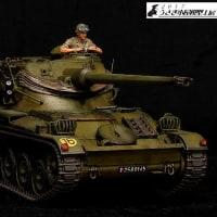 フランス軽戦車AMX-13 5