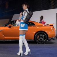大塚歩美さん Tokyo Auto Salon 2017 無断転載、無断2次利用禁止です。