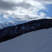 今シーズン2度目のスキーは、栂池高原スキー場へ