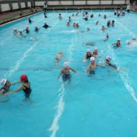 1年生 水泳指導
