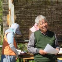 ぶどう塾(2017)、第2回、 三木市農業振興課主催、 里脇観光ぶどう園