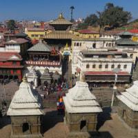 2016ネパール紀行・終章・・・カトマンドウ・・・ヒンドゥ教の聖地・・・パシュパティナート寺院