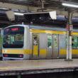2017年7月26日,今朝の中央総武緩行線 E231-0番台