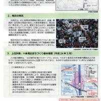 十条駅西口地区市街地再開発の縦覧