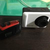 アクションカメラの調整