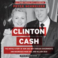 「クリントン・キャッシュ」 ―ヒラリー・クリントンは大統領選を辞退すべき