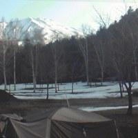 2011.5.6ピーカンの羊蹄山