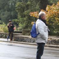 バイブリーの観光客達その19     投稿者:佐渡の翼