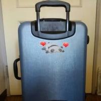 今日の断捨離 スーツケース