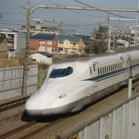2016年12月7日 東海道新幹線 N700A系 F4編成 紅葉