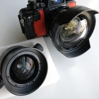 Nikon NIKONOS-Vニコノス5水中カメラ UW-NIKKOR 15mm F2.8レンズ