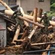 九州北部豪雨災害流木20万トン以上:自衛隊その他の途轍もなく非効率・ご苦労な手作業処理