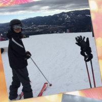 大晦日スキー