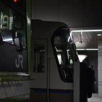 2月12日撮影その9 大阪から京都へと移動