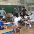 地元の小学校で将棋