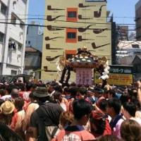 """2017年、浅草 """"三社祭"""""""