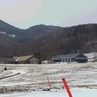 ASAMA2000スキー場 少雪
