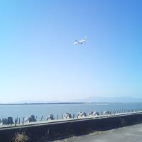 筑後川を下って佐賀空港まで