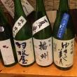 夏の日本酒会