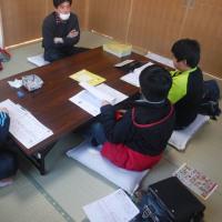 2017年2月7日(火)今回も一生懸命、勉強を頑張りました!(平沢学習サポート)