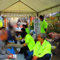 4月9日(日)は、須磨で体験足もみを致します(^^)/