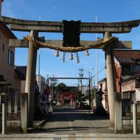 前田利常公の足跡を訪ねて ⑥本折日吉神社