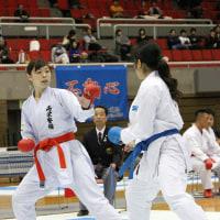 !(^^)! 第34回全日本実業団空手道選手権大会 結果報告
