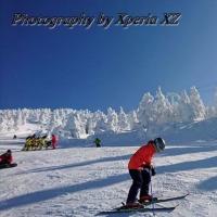 2017.1.30~2.2 蔵王温泉スキー場に行ってきました