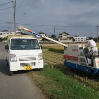 稲刈り🌾終了
