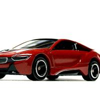 トミカ17 BMW i8