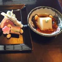 和食のマナー実習~如月の前菜は節分づくし